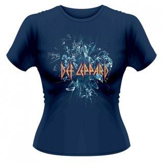 DEF LEPPARD Def Leppard, レディースTシャツ
