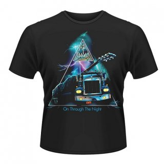 DEF LEPPARD On Through The Night, Tシャツ