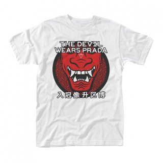 THE DEVIL WEARS PRADA Oni Mask, Tシャツ