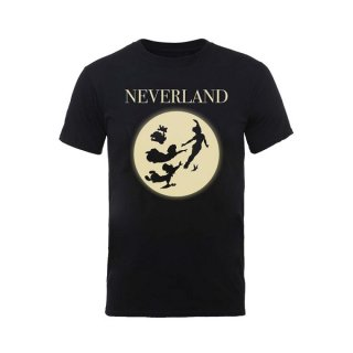DISNEY Peter Pan Moon Silhouettes, Tシャツ