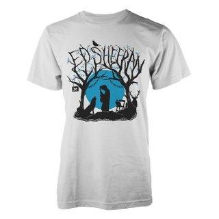 ED SHEERAN Woodland Gig, Tシャツ
