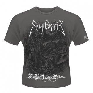 EMPEROR In The Nightside Eclipse Grey, Tシャツ