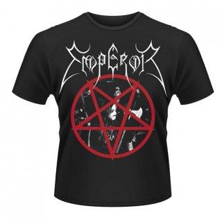 EMPEROR Pentagram 2014, Tシャツ