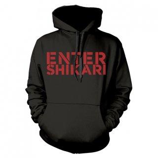 ENTER SHIKARI Synaw, パーカー