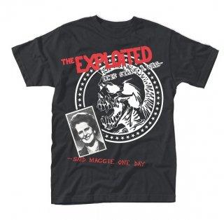 EXPLOITED Let's Start A War, Tシャツ