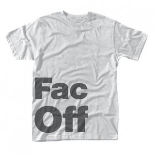FACTORY 251 Fac Off White, Tシャツ