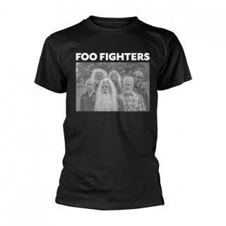 FOO FIGHTERS Old Band, Tシャツ