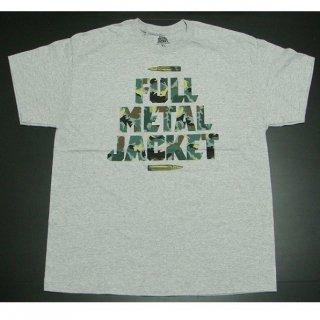 FULL METAL JACKET Camo Bullets, Tシャツ
