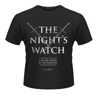 GAME OF THRONES The Night's Watch, Tシャツ