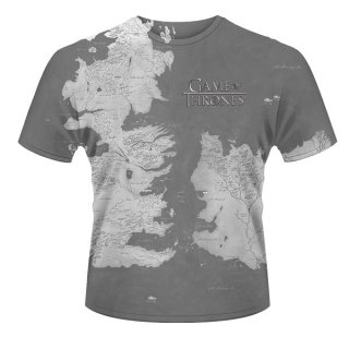 GAME OF THRONES Westeros Dye Sub, Tシャツ