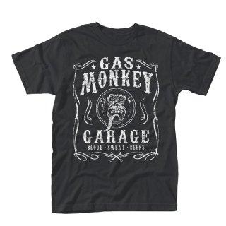 GAS MONKEY GARAGE Flourish, Tシャツ