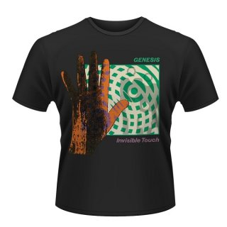 GENESIS Invisible touch, Tシャツ