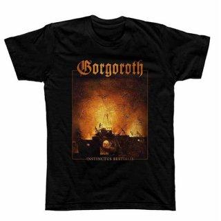GORGOROTH Instinctus Bestialis, Tシャツ