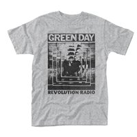 GREEN DAY Power Shot, Tシャツ