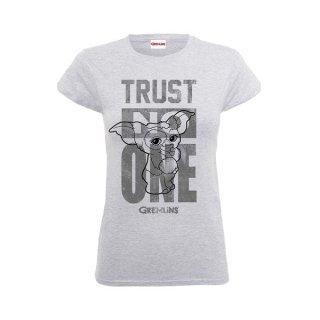 GREMLINS Trust no one, レディースTシャツ