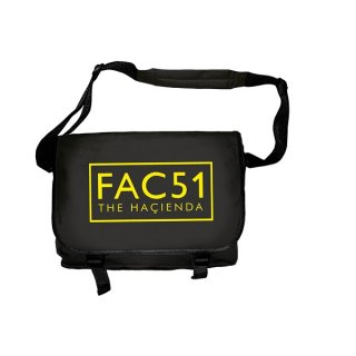 THE HACIENDA Fac 51, メッセンジャーバッグ