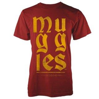 HARRY POTTER Muggles, Tシャツ