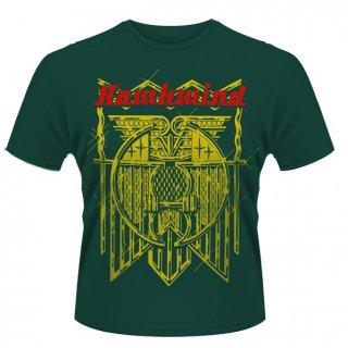 HAWKWIND Doremi (green), Tシャツ