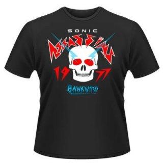 HAWKWIND Sonic assassins, Tシャツ