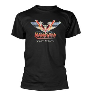 HAWKWIND Sonic attack, Tシャツ