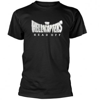 THE HELLACOPTERS Head Off, Tシャツ