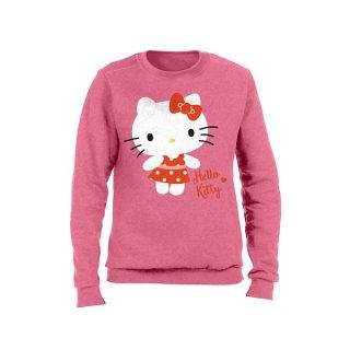 HELLO KITTY Polka dots, スウェットシャツ