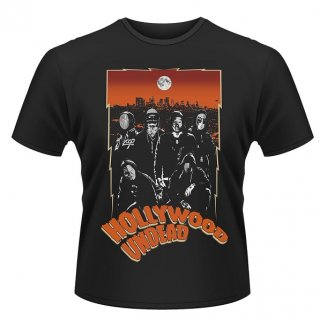 HOLLYWOOD UNDEAD Full Moon, Tシャツ
