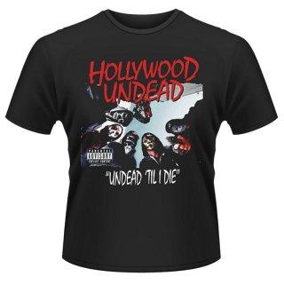 HOLLYWOOD UNDEAD Til i die, Tシャツ