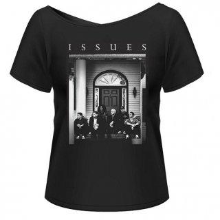 ISSUES Door, レディースTシャツ