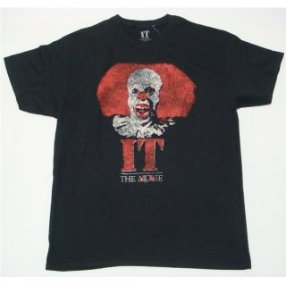 IT Pennywise Clown Logo, Tシャツ