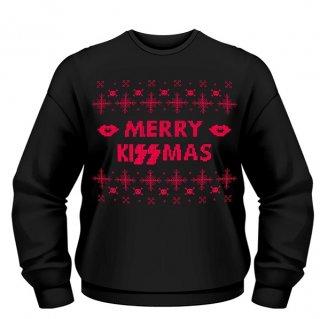 KISS Merry Kissmas, スウェットシャツ