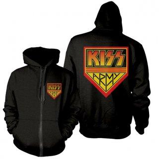 KISS Kiss army, パーカー