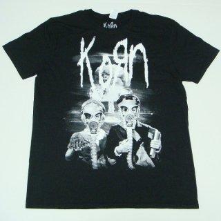 KORN Gas Mask Kids, Tシャツ