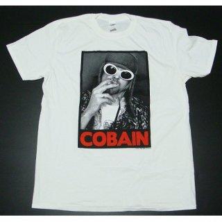 KURT COBAIN Cigarette, Tシャツ