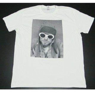 KURT COBAIN Sunglasses Photo, Tシャツ