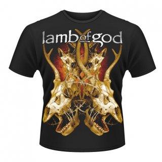 LAMB OF GOD Tangled Bones, Tシャツ