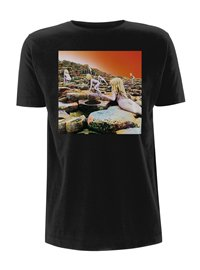 LED ZEPPELIN Hoth album cover, Tシャツ