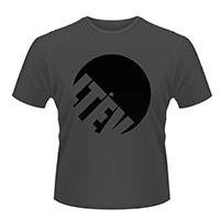 LET THEM EAT VINYL Logo, Tシャツ