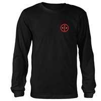 DEADPOOL Fade Out Logo, ロングTシャツ
