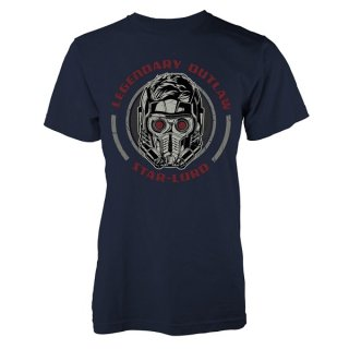 GUARDIANS OF THE GALAXY Legendary Outlaw, Tシャツ