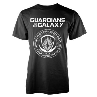 GUARDIANS OF THE GALAXY Seal, Tシャツ