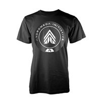 MASS EFFECT Andromeda initiative (black), Tシャツ