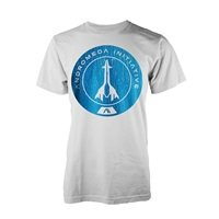 MASS EFFECT Andromeda initiative (white), Tシャツ