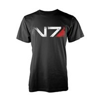 MASS EFFECT N7, Tシャツ