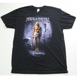 MEGADETH Countdown To Extinction, Tシャツ