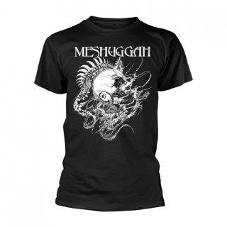 MESHUGGAH Spine head, Tシャツ