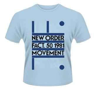 NEW ORDER Movement, Tシャツ