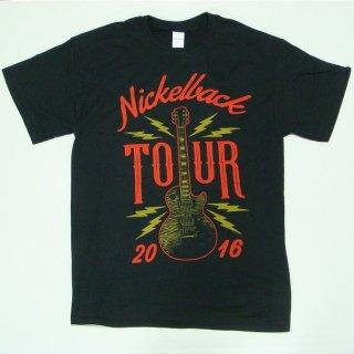 NICKELBACK Guitar tour 2016, Tシャツ