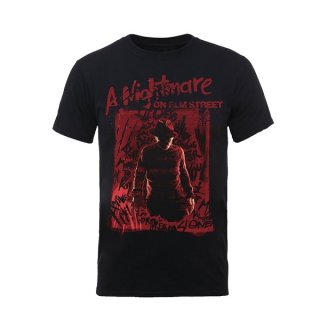 A NIGHTMARE ON ELM STREET Freddy Silhouette, Tシャツ