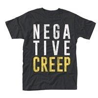 NIRVANA Negative creep, Tシャツ